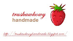 truskawkowy handmade