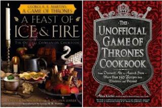 Libros de cocina de Juego de Tronos curiosidades