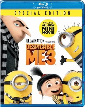 Despicable Me 3 BRRip BluRay 720p 1080p