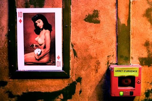 etrange festival favela chic paris