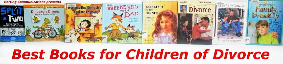 Best Books for Children of Divorce