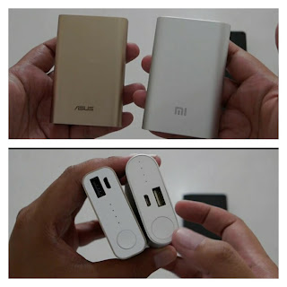 Asus Zen Power vs Xiaomi Mi Power