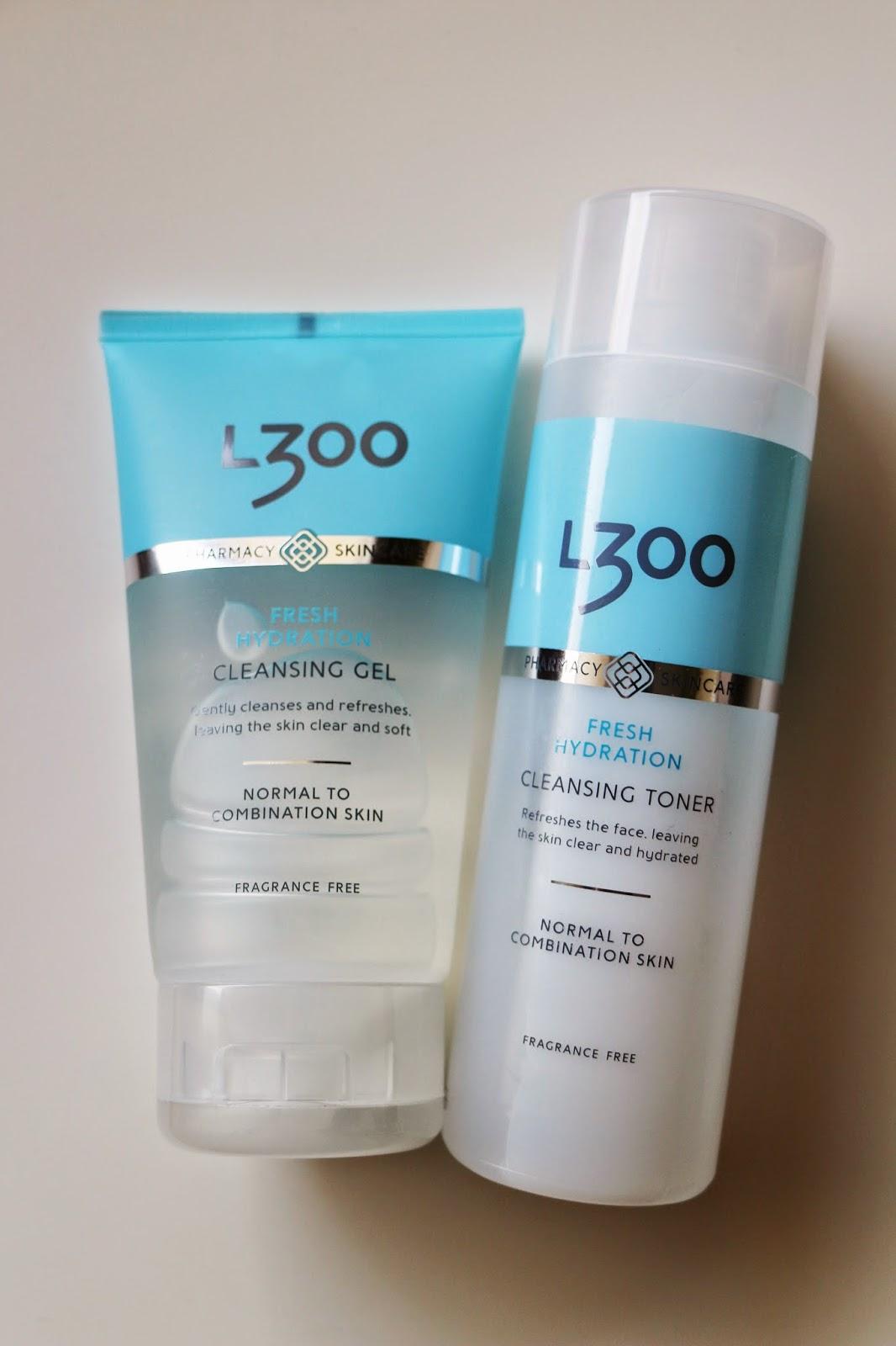 L300 cleansing gel