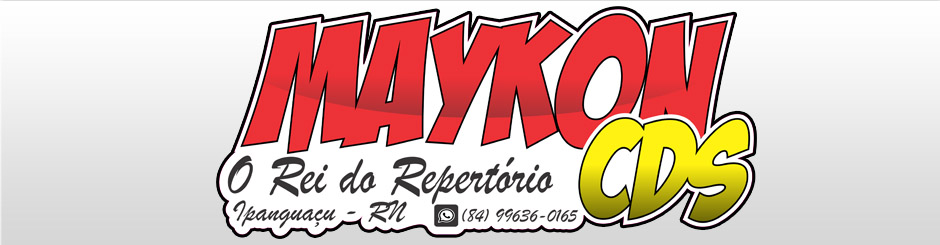 Maykon CDS o Rei do Repertório