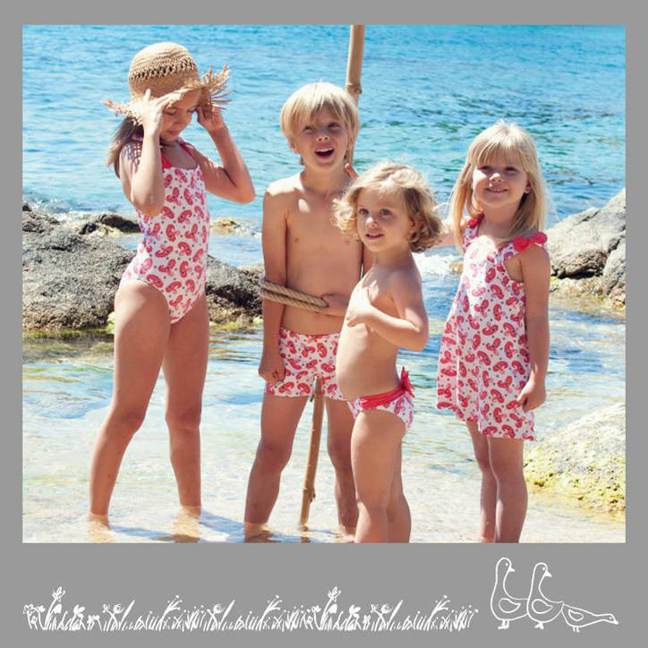 bañadores para niños - Al Agua Patos!