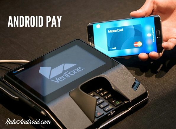 Android Marshmallow Fitur Android Pay