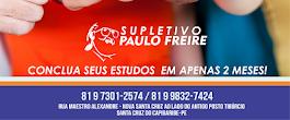 Supletivo Paulo Freire