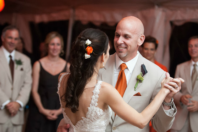 Megan and Jeff wedding picture