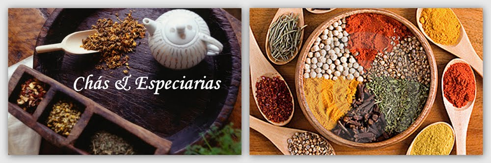 Chás & Especiarias