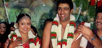 Ashwin marriage Photos