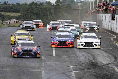 O clima entre os pilotos é de expectativa para a próxima etapa (Luciano Santos/SigCom)