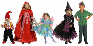 Classic Fairy Tale Costumes