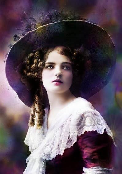 Victorian Lady I