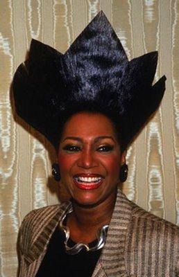 Celebrity Hair Stylist Brenda Waters Fantasy Avant Guarde