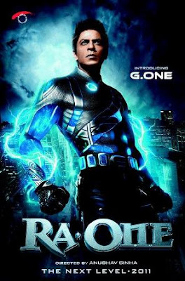 Shahrukh Khan Ra One Movie Wallpapers