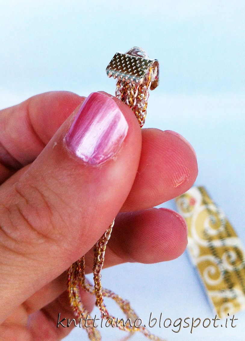 tutorial braccialetto
