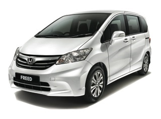 the honda fan time to freed honda malaysia debuts the new freed in