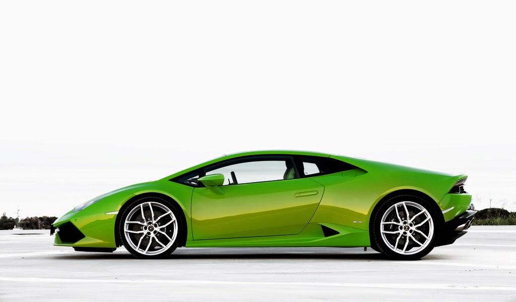 2015 Lamborghini Huracan Green LP 610-4 - Concept Sport ...