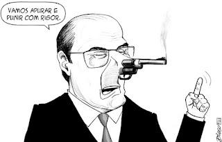 Governo do estado de são paulo : trabalhando pela nossa insegurança