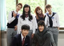 Phim Đội Đặc Nhiệm Tuổi Teen -After School Bokbulbok