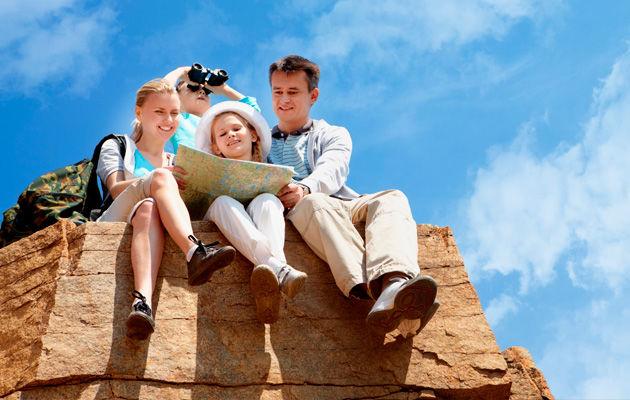 Советы для туристов, планирующих пешие прогулки с детьми во время путешествия