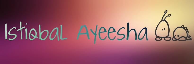 Istiqbal Ayeesha