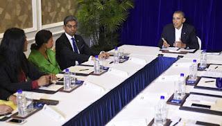 Apa tujuan NGO jumpa Obama – Utusan Malaysia