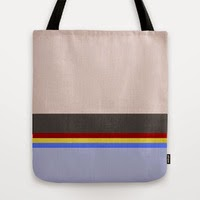 Wesley Crusher - Star Trek: The Next Generation Tote Bags