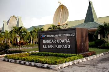 Bandara El Tari Kupang NTT. ZonaAero