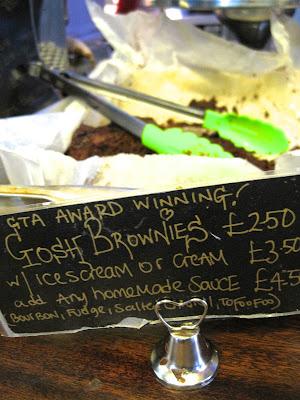 Vegan Gluten-Free Blog Brownie Cookies and Scream London