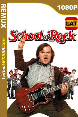 Escuela de Rock (2003) Latino HD BDREMUX 1080P ()