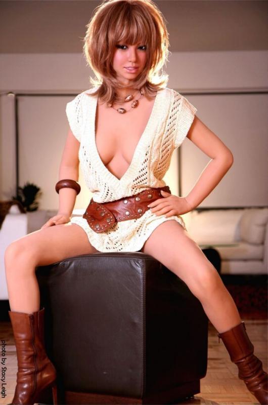 bonecas para adultos - Stacy Leigh