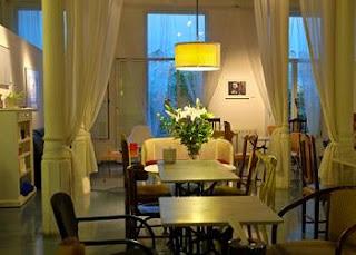 Kunst-café Mitte
