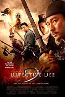 Detective Dee y el misterio de la llama fantasma (2010) online y gratis