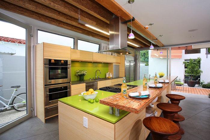 Best Kitchen Interior Design Ideas Bright Kitchen Design With Wooden