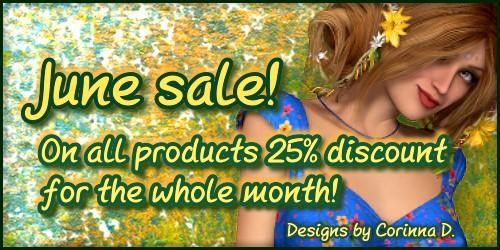 June Sale!!!