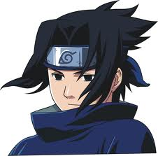 Emo ASCII Facebook Google+ | Naruto