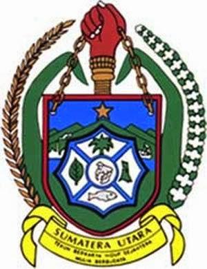 Simbol Logo Pemprov Sumatera Utara