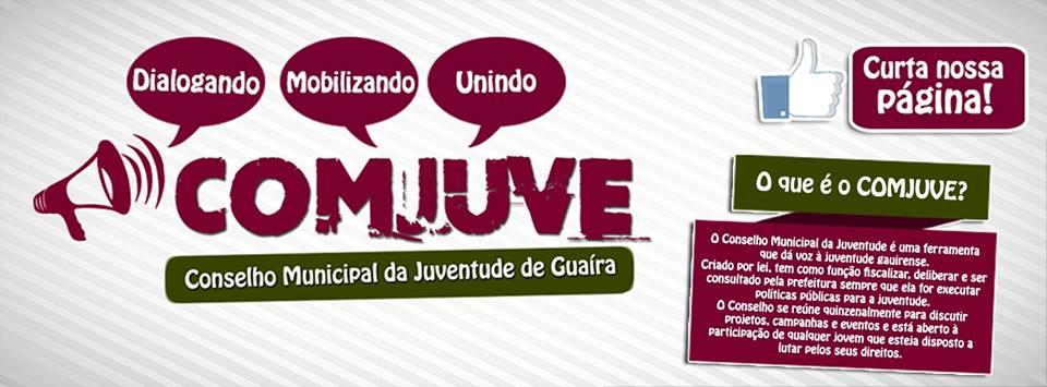 Conselho Municipal da Juventude de Guaira-SP