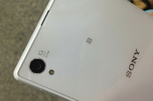 Official photos Sony Xperia i1 Honami will support 4K video recording