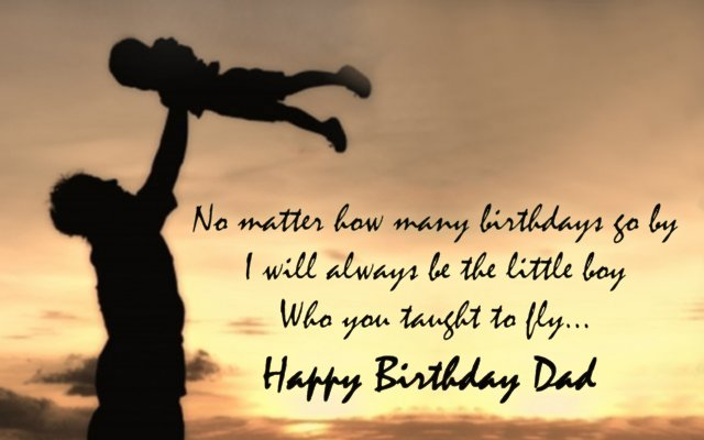 100 Heart Touching Birthday Wishes – Birthday Greeting Dad