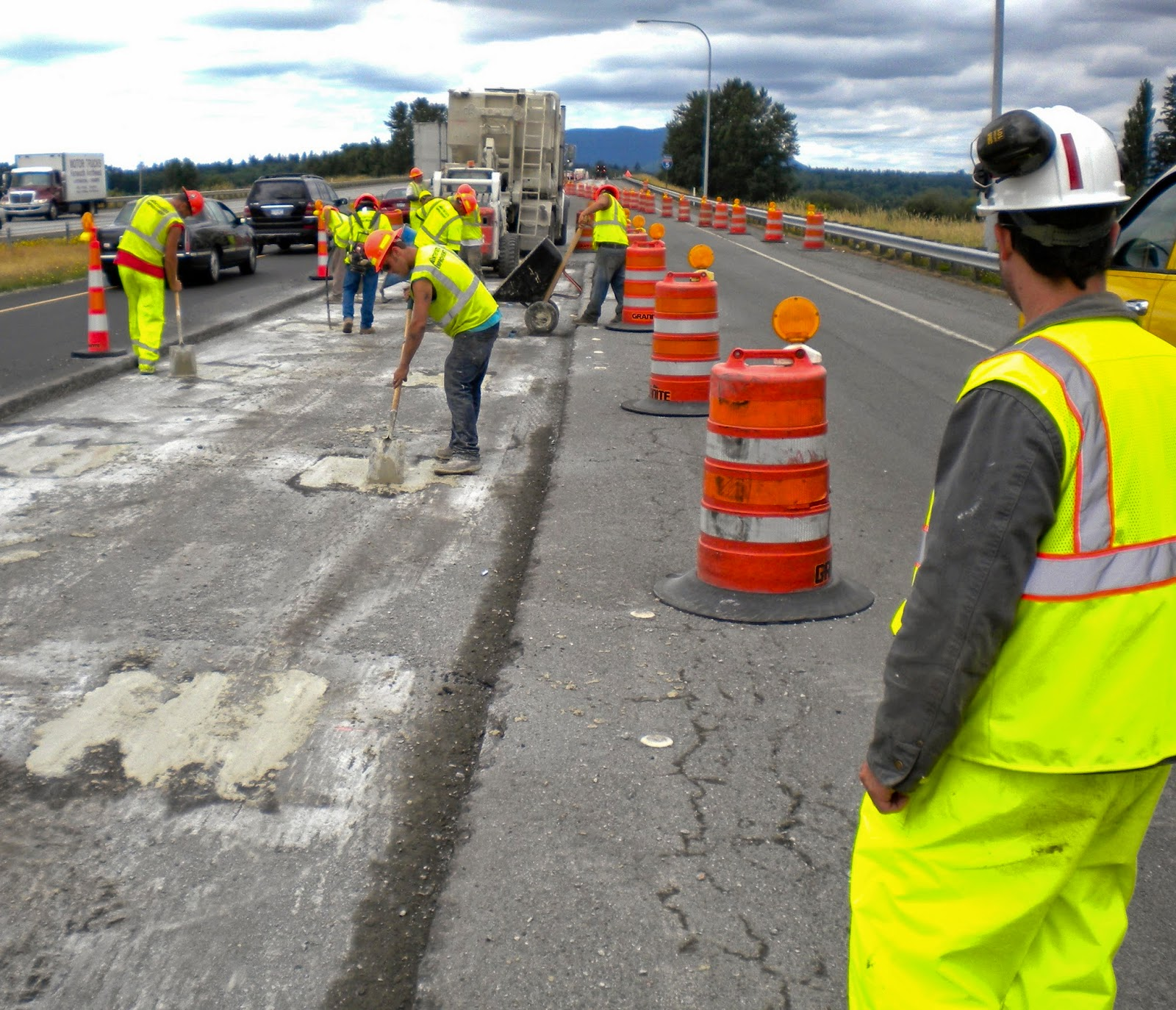 blog construction zones accidents part