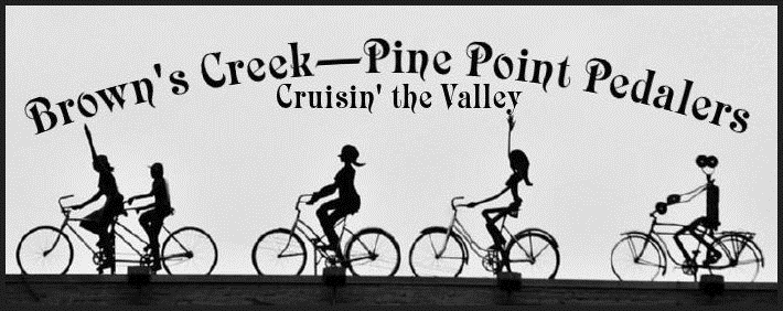 Brown's Creek--Pine Point Pedalers