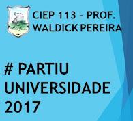 # Partiu Universidade
