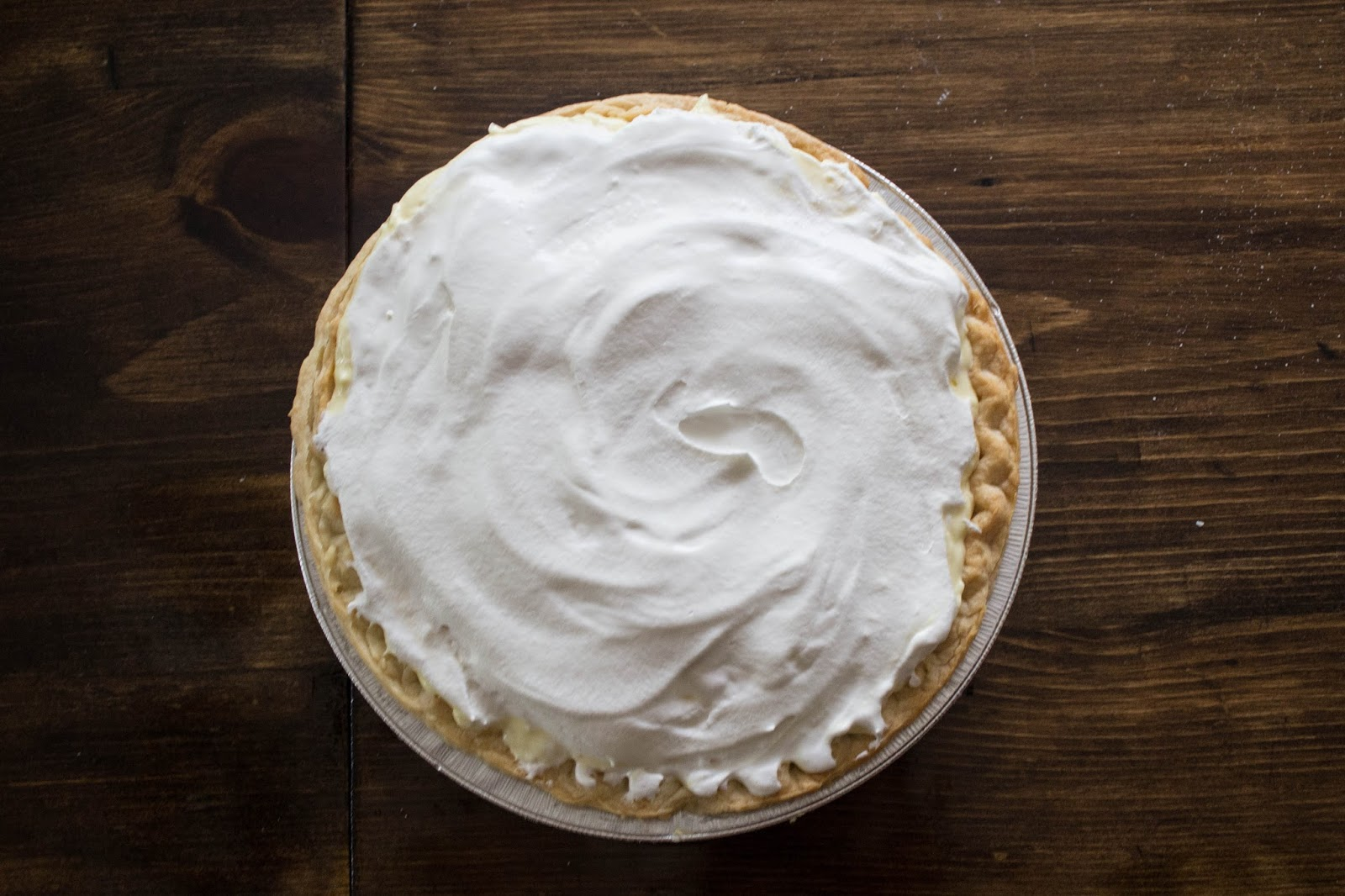 do it yourself divas: Coconut Whip Cream Pie