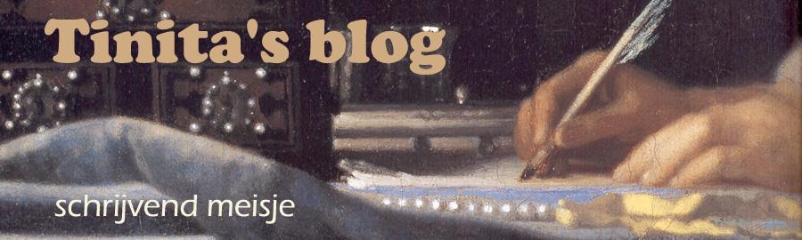 Tinita's blog