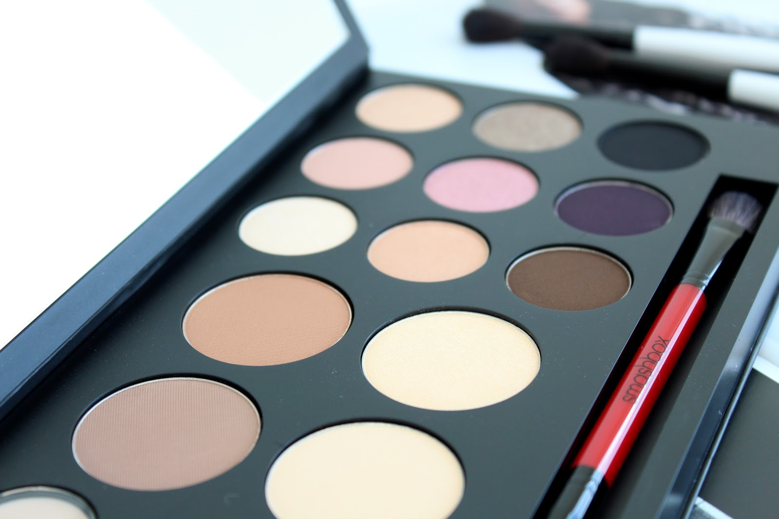 Smashbox #Shapematters Palette Review & Swatches