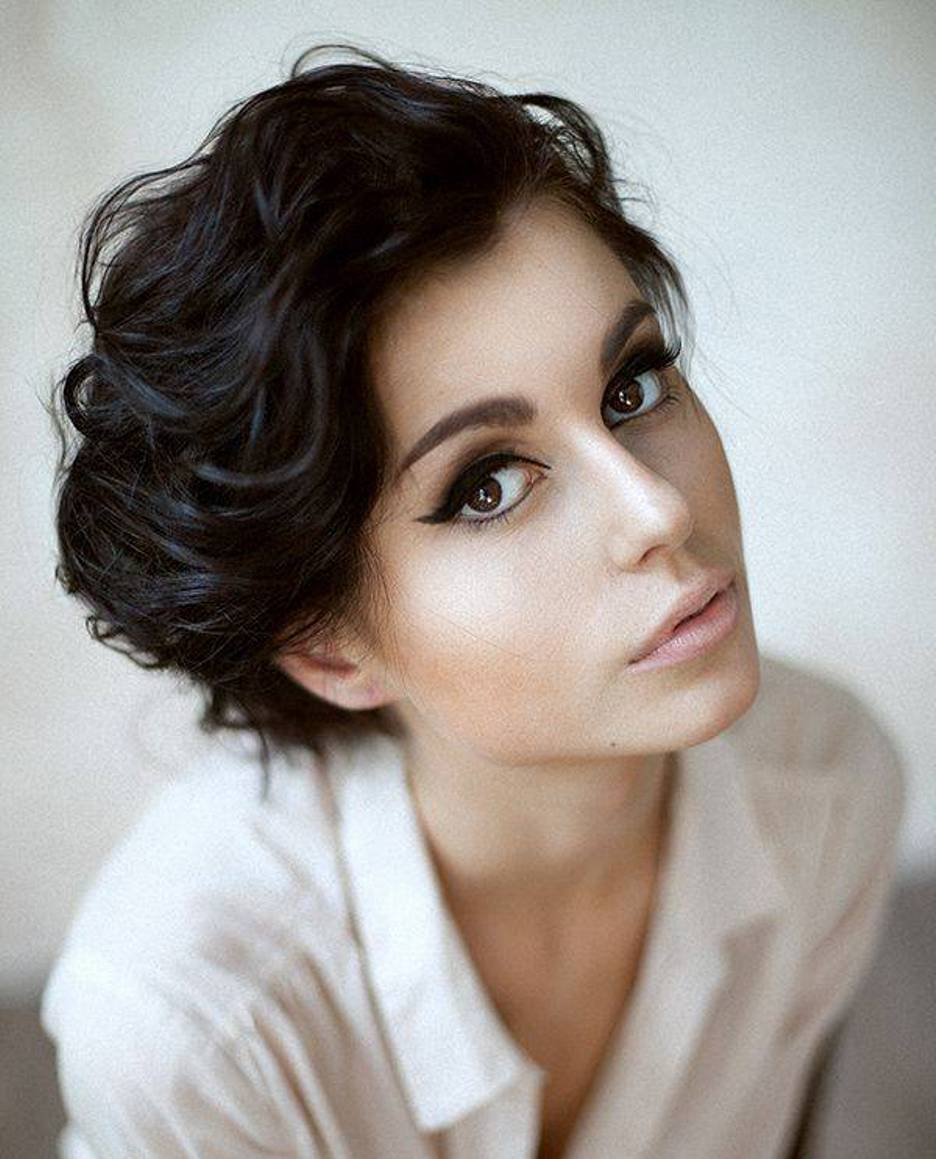Short Hairstyles For Women Over 60 Just For Fun