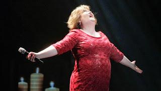 Susan Boyle atteinte du syndrome d'Asperger
