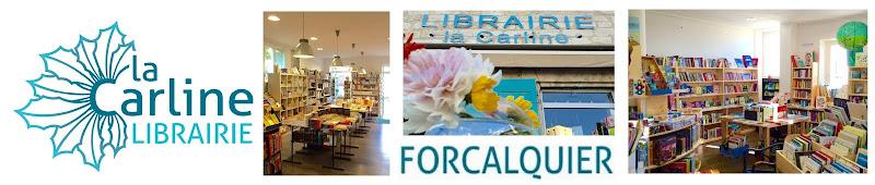 librairie la Carline  Forcalquier